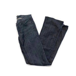 Womens Rock & Republic Skull Studded Skinny Jeans